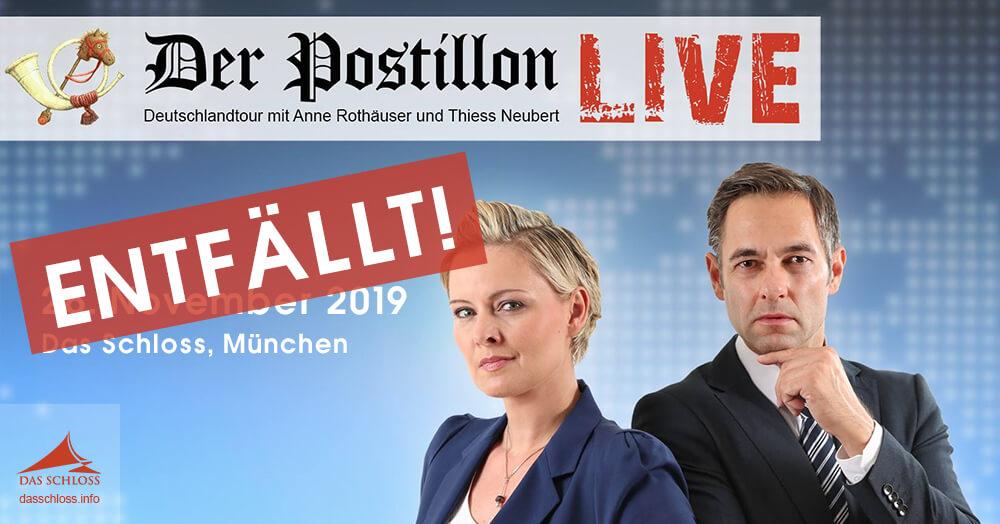 Postillon Live